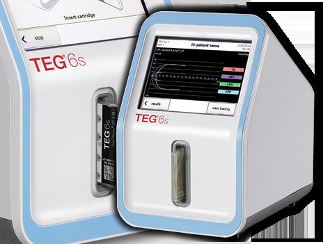 Tromboelastometr TEG 6s